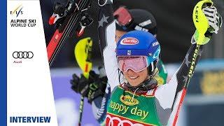 "Mikaela Shiffrin | ""It's always a big fight"" | Maribor | Ladies' Slalom | FIS Alpine"