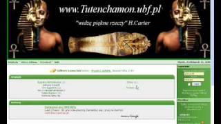 www.Tutenchamon.ubf.pl