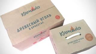 Уголь Kamado краткий обзор