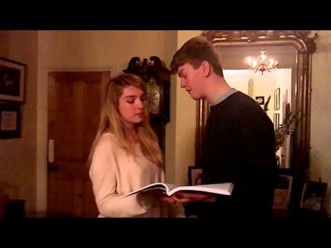 Phantom of the Opera Guy Pelly & Charlotte Bateman