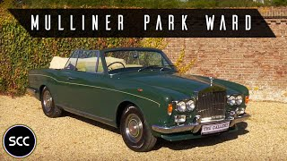 ROLLS-ROYCE MULLINER PARK WARD Convertible 1967 - Modest test drive - Engine sound | SCC TV