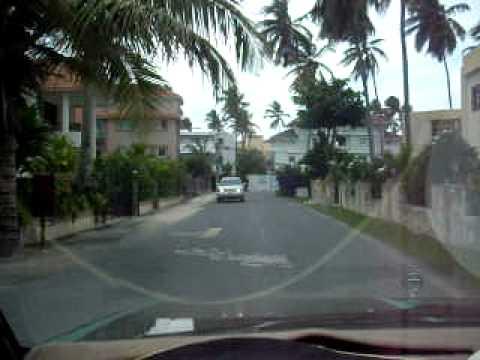 Punta Cana Real Estate - Los Corales Map
