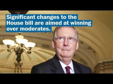 What's in the Senate health-care bill?