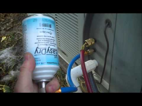 Freon Leak Seal Products - Air Conditioning Repair near Apex NC