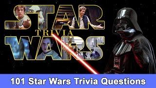 Star Wars quiz. Toughest 101 questions In the Galaxy | Film Masters