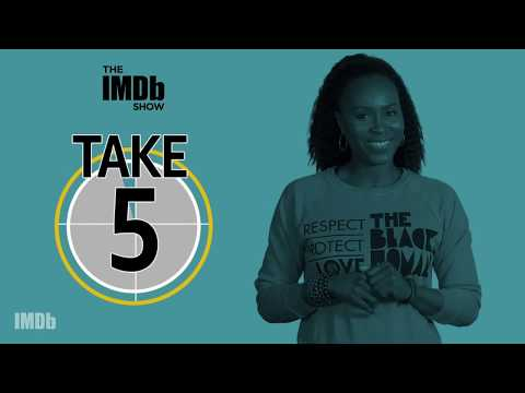"""Take Five With """"GLOW"""" Star Sydelle Noel 