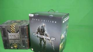 Crysis 2 Nano Edition | Unboxing + REVIEW | True HD