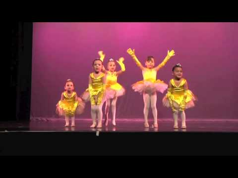 Be Our Guest (Kinderballet 4 yr olds)
