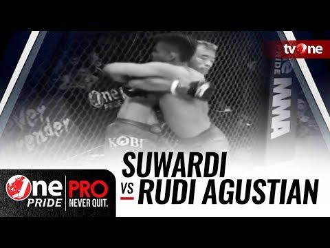 Suwardi vs Rudi Agustian - One Pride MMA