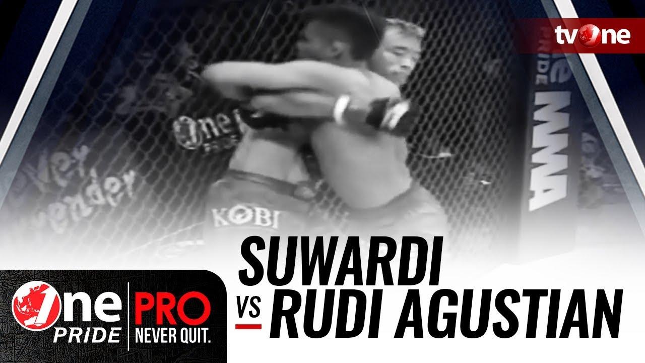 video one pride suwardi vs rudi