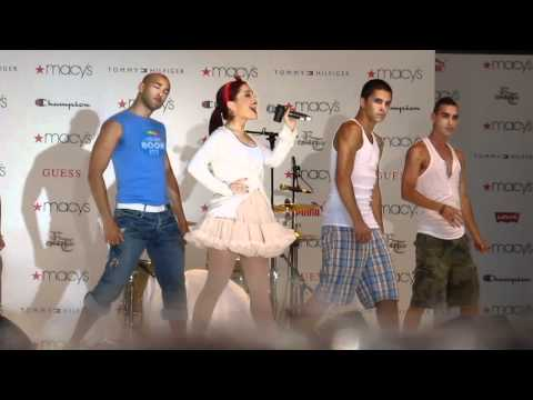 Ariana Grande - Only Girl In The World Macy's Summer Blowout