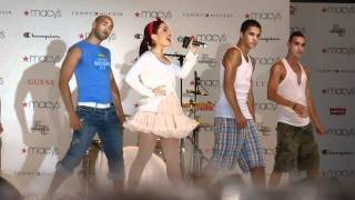 Ariana Grande- Only Girl In The World Macy
