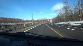 北海道車載動画(共和町~余市町)4K対応 Videos taken in Hokkaido