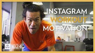 Instagram-Workout Motivation | AW-Vlog 024