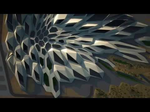 King Abdullah Petroleum Studies and Research Center © Zaha Hadid Architects