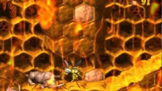 Donkey Kong Country 2 - [Soluce - 039. Rambi Chambarde]