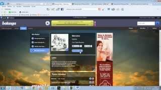 DESCARGAR MP3 GRATIS CON IDM