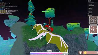 roblox Dragon Adventures i'm searching for eggs!!