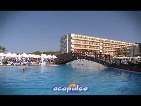 Luxury 5* Acapulco Beach & Spa Resort, Kyrenia, North Cyprus