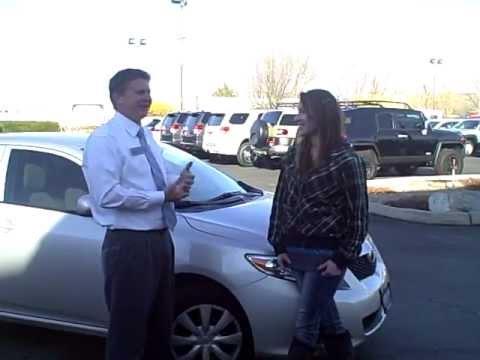 Eleanor reviews Phil Meador Toyota