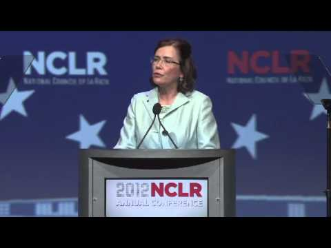 NCLR Raul Yzaguirre Presidents Award 2012 -  Chris...