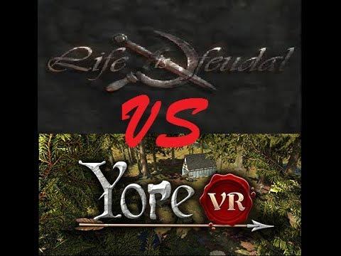 LIF in VR??? Yore VR -  Gameplay ITA #1