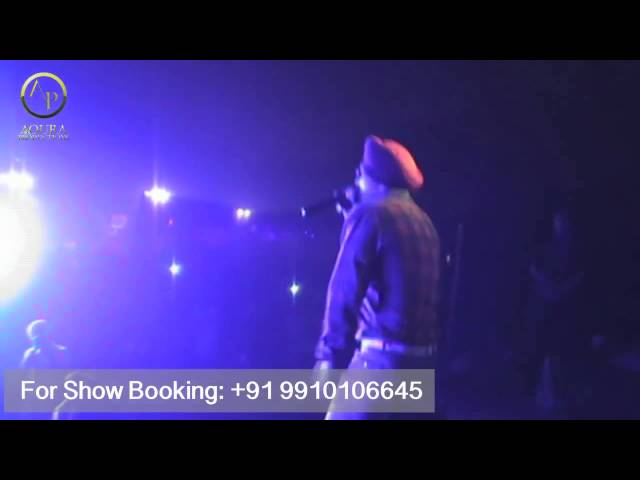 DEEP MONEY Live @ D.D.U.College with KUWAR & M Three - performing on BOTTLE song - BORN STAR Travel Video