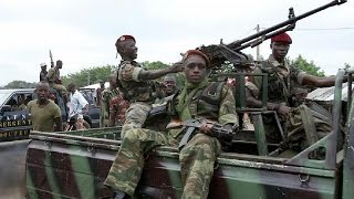 ivory coast ex combatants seize weapons and takeover former rebel city