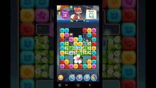 Pet Rescue Puzzle Saga Level 377 ~ NO BOOSTERS ⭐️⭐️⭐️