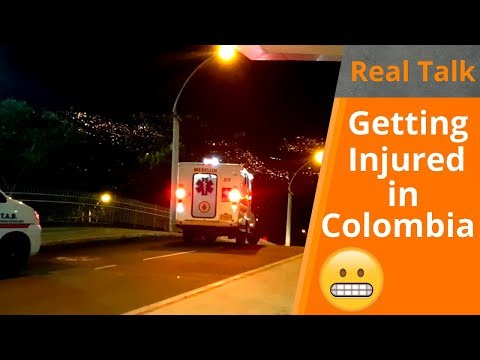 Emergency Medical System in Colombia | Real Talk Ep. 2