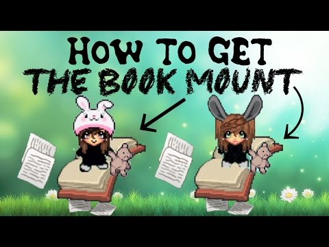 How to Get the Book Mount (unavaliable now!!) || Graal Classic Nexus