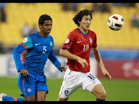 Korea Republic vs India: AFC Asian Cup 2011 (Full Match)