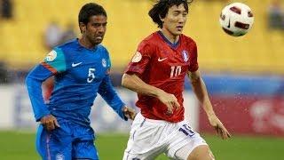 Korea Republic vs India: AFC Asian Cup 2011 (Full Match)