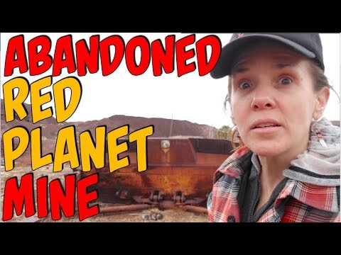 Red Planet - Abandoned Cinder Mine