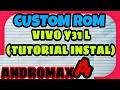 Custom ROM Vivo Y31L Andromax A - Tutorial Instal Custom ROM