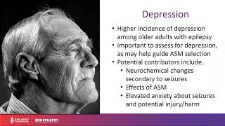 Epilepsy Impact And Risks In Older Adults