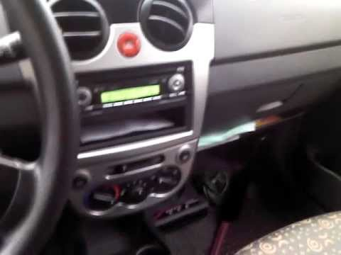 Chevrolet Spark Matiz 2006 Youtube