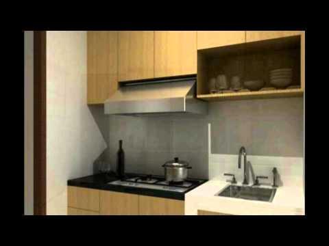 0819-105-777-99 (XL) Kitchen set apartemen kecil