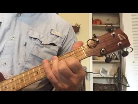 Whiskey In The Jar Intro Ukulele Lesson And Tab Youtube