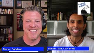 """Running Scared"" (guest- Sanjeev Javia, CEO- Proze"