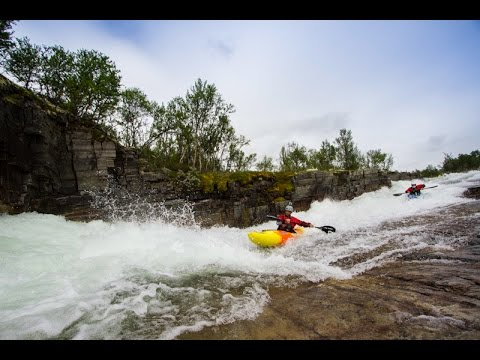 Ula river by Anton Immler