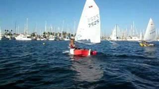 Short Course Sabot Sailing