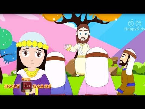 the-lost-coin-is-found-i-new-testament-stories-i-children's-bible-stories|-holy-tales-bible-stories