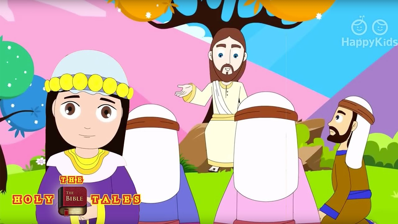 the lost coin is found i new testament stories i animated