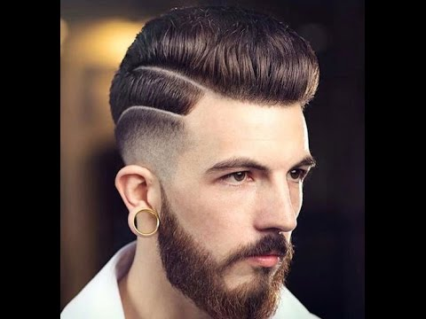 Hair Style For Men Impressive Men's Trendy Hairstyles 2018  Most Attractive Men's Hair Styles .