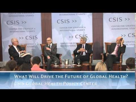 What Will Drive the Future of Global Health?