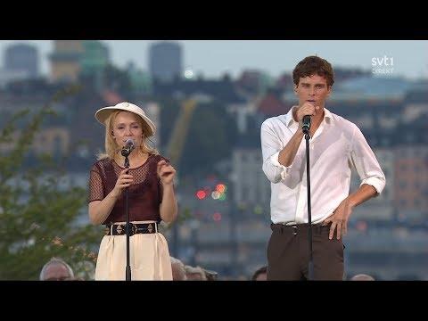 Lisa Ekdahl & Adam Pålsson  Välkommen Morgon Live