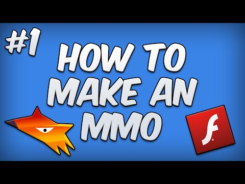 How to Make an MMO in Flash: Part 1 - Setting Up