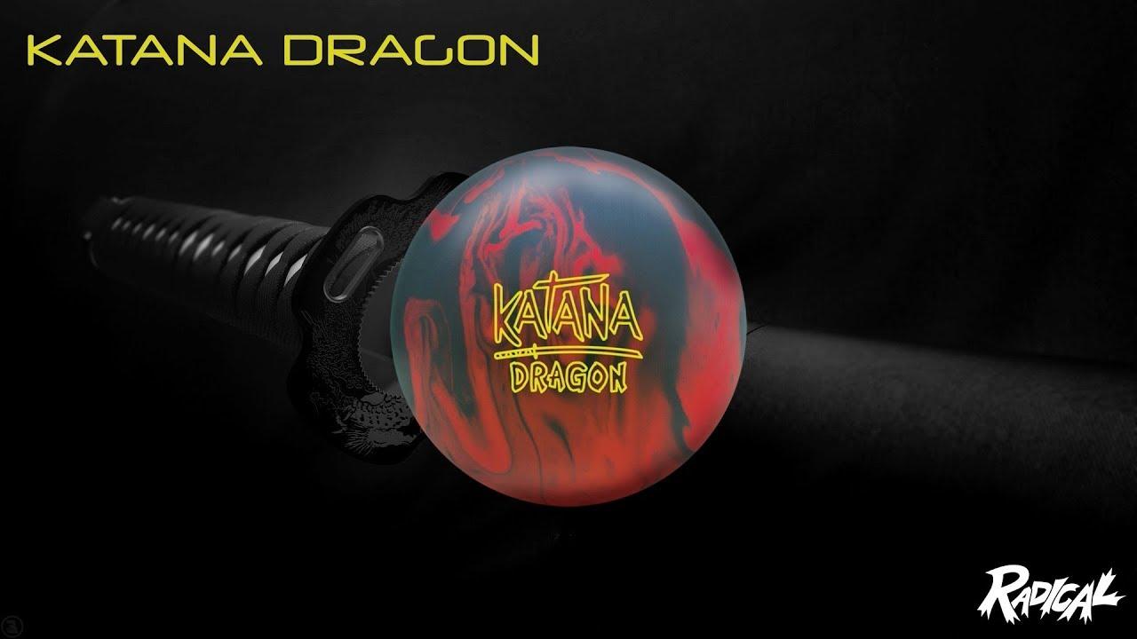 Radical Katana Dragon Bowling Ball Review By Average Joe Reviews