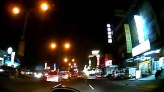行車紀錄器之到底是誰的錯 2012 2 13晚上6 30楊梅 南 匝道路口 mpg